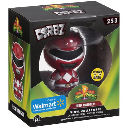 Funko Dorbz Mighty Morphin Power Ranger™ Red Ranger Vinyl Figurine