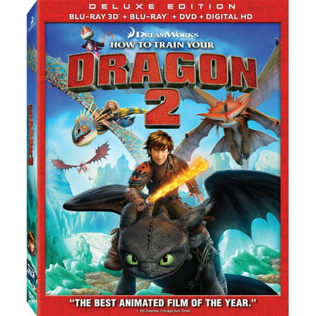 How To Train Your Dragon 2 Blu Ray Dvd Digital Copy