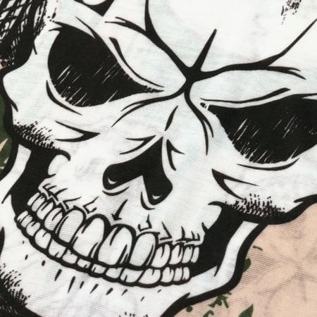 Skull Skeleton Balaclava Face Mask Multi Use Neck Tube Bandana Headwear Warmer - image 2 of 10