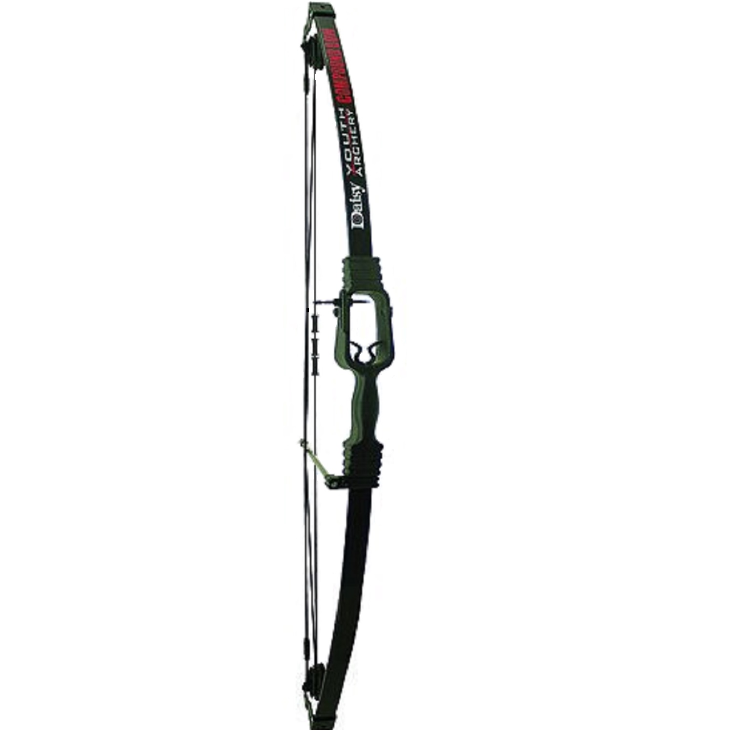 Click here to buy Daisy Youth Compound Bow Left or Right Hand by Daisy.