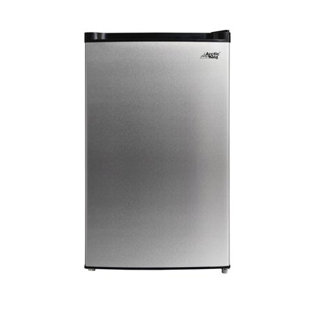 Arctic King 3.0 cu ft Upright Freezer Stainless Steel Door, E-star - Freestanding Top Freezer Freezer