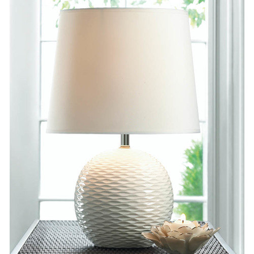 Zingz & Thingz Fairfax 16.38'' H Table Lamp with Empire Shade