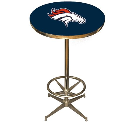 Imperial nfl pub table denver broncos walmart imperial nfl pub table denver broncos watchthetrailerfo