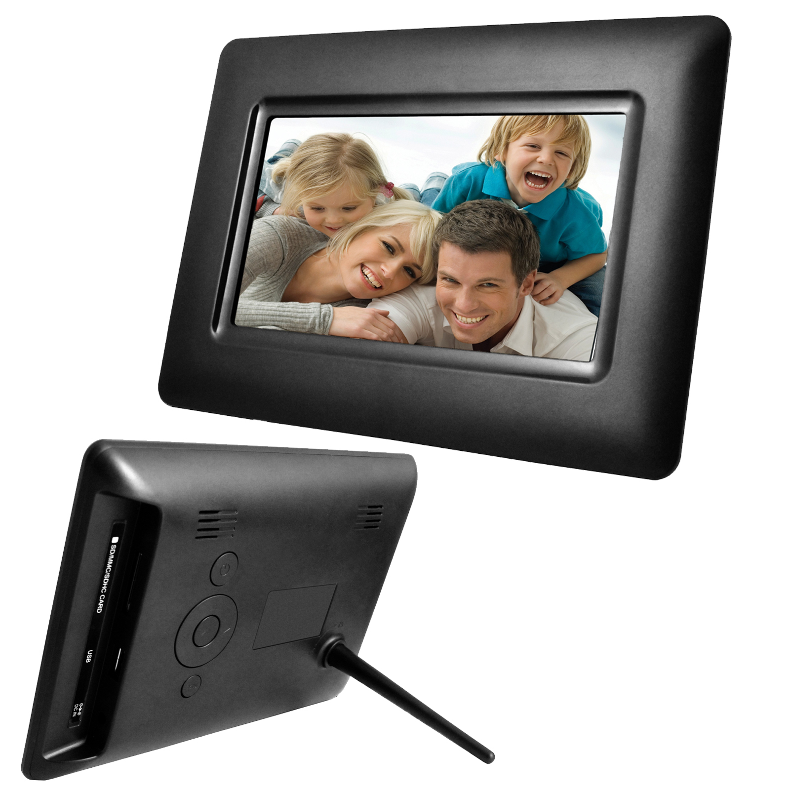 "Naxa 7"" Class Digital Photo Frame"