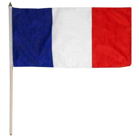 France flag 12 x 18 inch](12 X 18 Flags)
