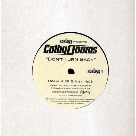Don't Turn Back (Vinyl)