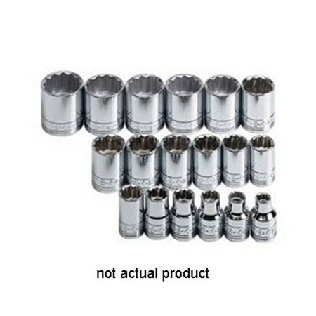 SK Hand Tools 2311 Chrome Socket 3/8