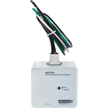 Square D Whole House Surge Protector