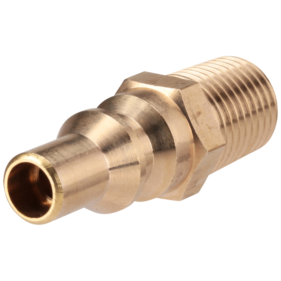 Camco RV Olympian™ Heavy Duty Low Pressure Propane Quick-Connect Fitting Carded Pack