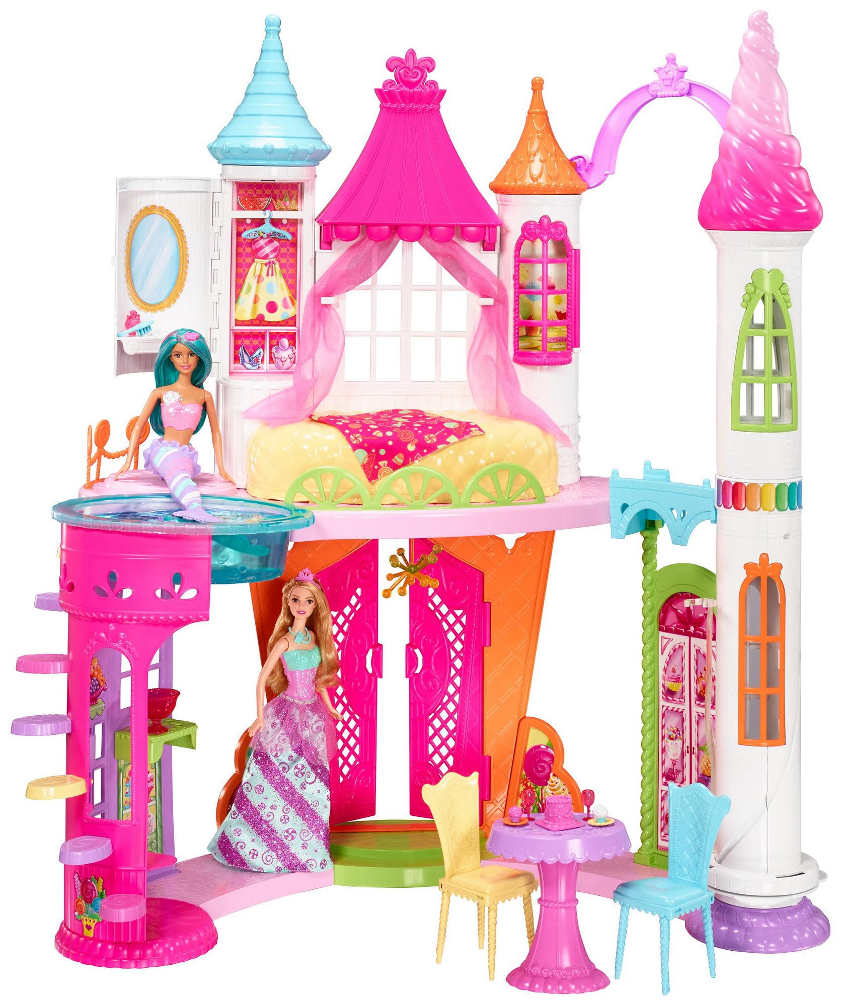 Barbie Dreamtopia Sweetville Castle by Mattel
