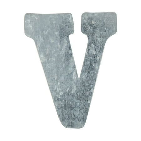 - On the Surface Tin Letter V, 1 Each