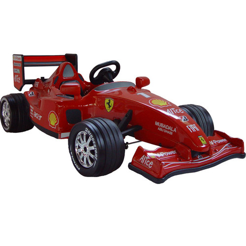Big Toys Ferrari F1 12V Battery Powered Car