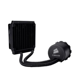 CORSAIR Hydro Series H50 120mm Quiet Edition Liquid CPU Cooler
