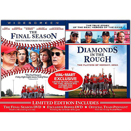 The Final Season / Diamonds In The Rough (Exclusive) (with Pennant) (Widescreen)