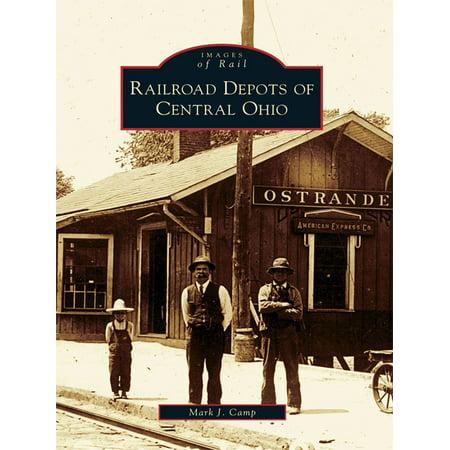 Railroad Depots of Central Ohio - eBook