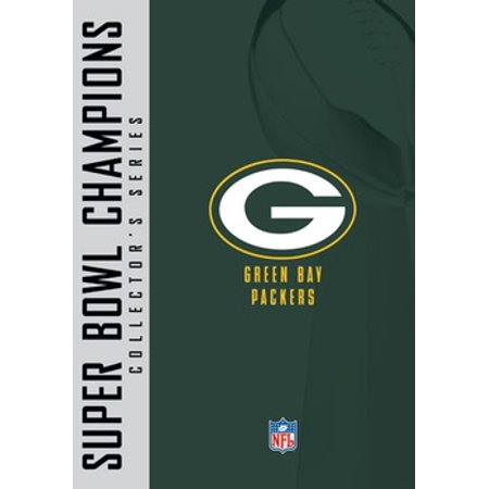 NFL Super Bowl Collection: Green Bay Packers (DVD) (Super Bowl Crafts)