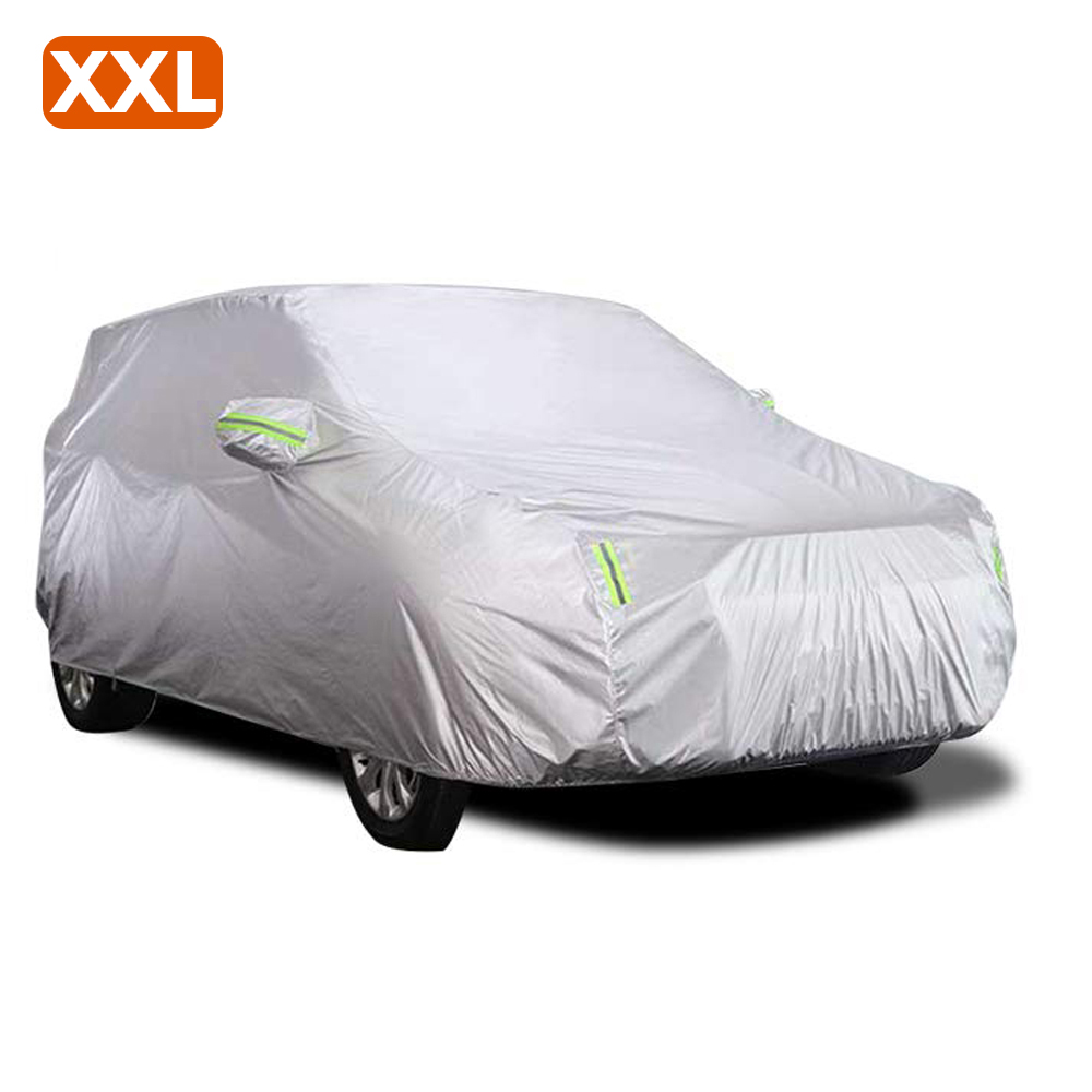 Car Cover for BMW X2 Heavy Duty Breathable SUV Cover UV Protection