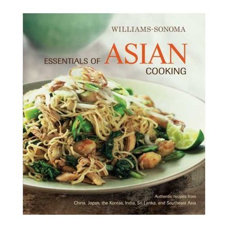 Williams Sonoma Essentials Of Asian Cooking By Farina Kingsley