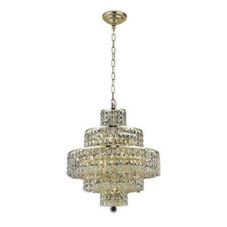 "Elegant Lighting Maxime 20"" 13 Light Royal Crystal Chandelier - image 1 of 1"