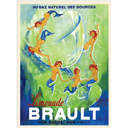 "Trademark Fine Art ""Limondade Brault"" Canvas Art by Phillipe H. Noyer"