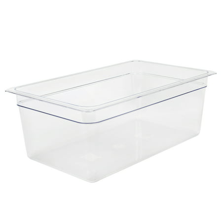 Polycarbonate Solid Food Pan Covers - Thunder Group FULL SIZE 8