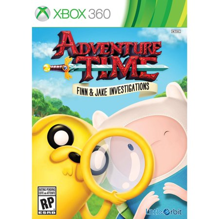 Adventure Time: Finn And Jake Investigations (Xbox (Best Of Jake And Amir)