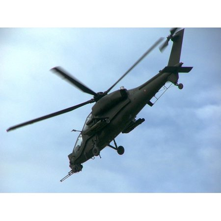 Laminated Poster Helicopter Helicopters Military Military Show Poster Print 24 X 36