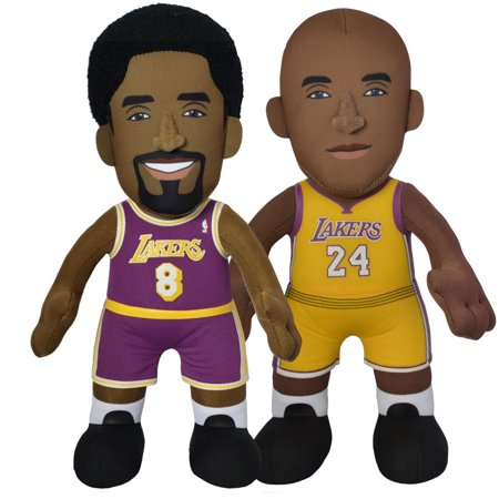 - Bleacher Creatures NBA Los Angeles Lakers Dynamic Duo- Kobe Bryant Legacy Collection 10