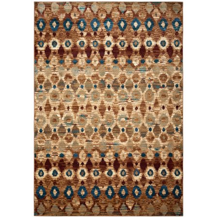 Rizzy Home BV3966 Bellevue Power Loomed Polypropylene Rug