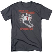 Shaun Of The Dead - Bash Em - Short Sleeve Shirt - Large