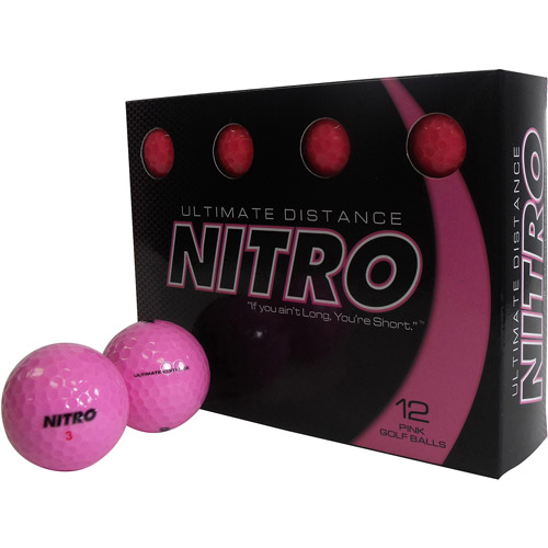 Nitro Ultimate Distance 12-Ball Pack