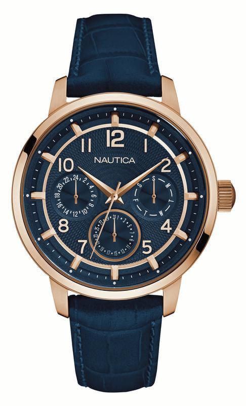 NAUTICA MEN'S WATCH NCT 15 MULTI II 44MM by Nautica