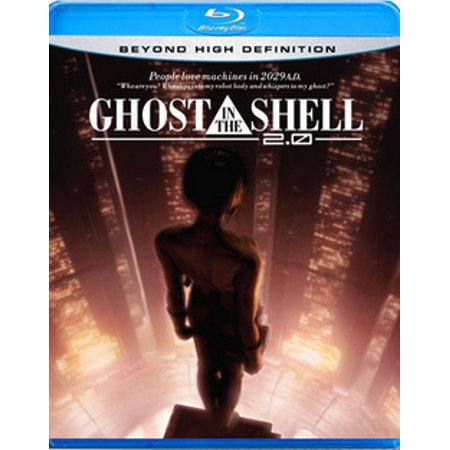Ghost In The Shell 2.0 (Blu-ray) (Dalton Ghost)
