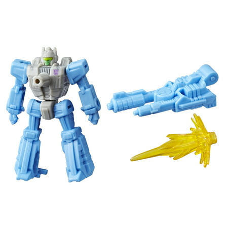 Transformers Generations War for Cybertron: Siege Battle Masters WFC-S3 Blowpipe Action Figure Toy (Transformers The Ultimate Battle)