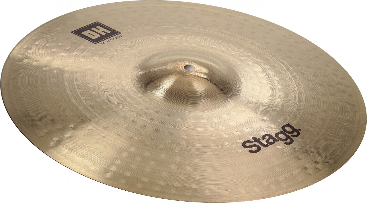 "Stagg DH-RR20B DH Series 20"" Brilliant Rock Ride Cymbal by Overstock"