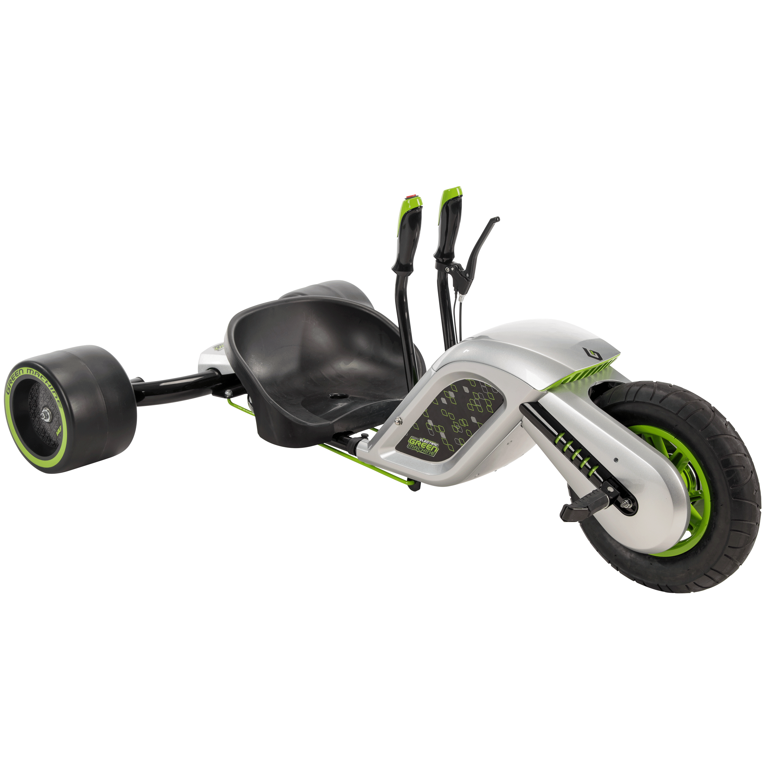 Huffy Electric Green Machine 24 Volt Battery Powered Ride On Trike Wiring Diagram 12 Toys