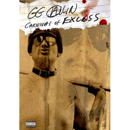 GG Allin: Carnival of Excess (DVD) ()