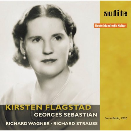 Kristen Flagstad Sings Wagner   Strauss