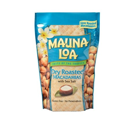Product of Mauna Loa Dry Roasted Macadamia Nuts with Sea Salt, 10 oz. [Biz Discount]