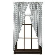 VHC Brands Bluehill Harbor Curtain Panel Pair (Set of 2)