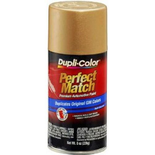 Dupli-Color BGM0352 Light Chestnut Metallic General Motors Exact-Match Automotive Paint - 8 oz. Aerosol