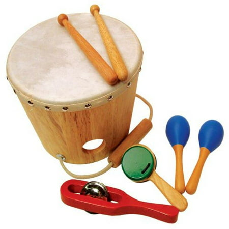 westco shake rattle drum musical instrument toy. Black Bedroom Furniture Sets. Home Design Ideas