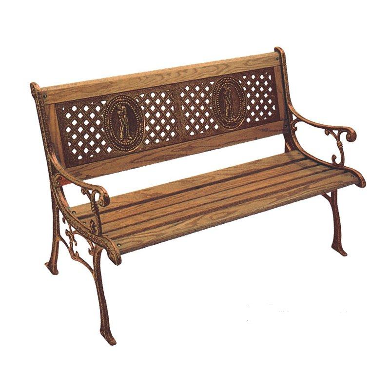 Kingsport Garden Bench
