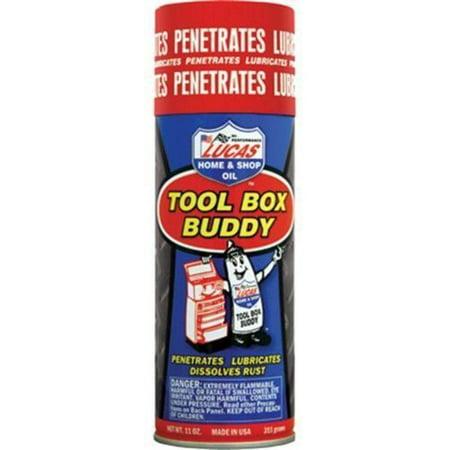 Lucas Oil 10392 Tool Box Buddy - - Buddy Case