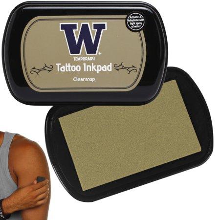Washington Huskies Tattoo Inkpad- - No Size