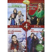 The Town That Christmas Forgot / Naughty or Nice / It's Christmas, Carol! / The Wishing Tree (DVD)
