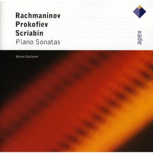 Rachmaninov: Pno Sonata No 2