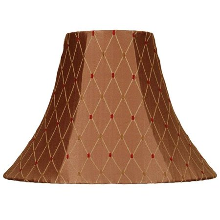 Better Homes And Gardens Amber Diamond Embroidered Bell
