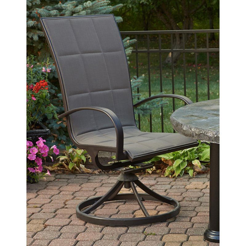 Outdoor GreatRoom Empire Dining Chairs - Set of 2