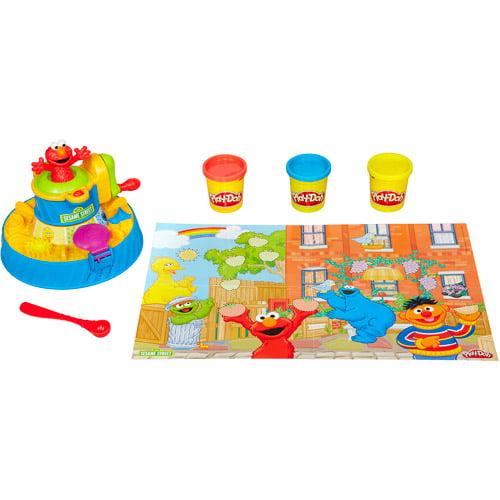 Play-Doh Sesame Street Color Mix